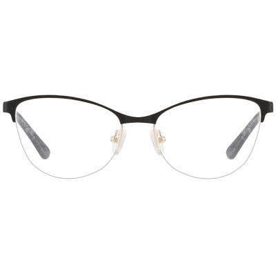 Cat Eye Eyeglasses 132106-c