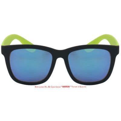 Rectangle Eyeglasses 132226-c