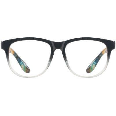 Rectangle Eyeglasses 132289-c