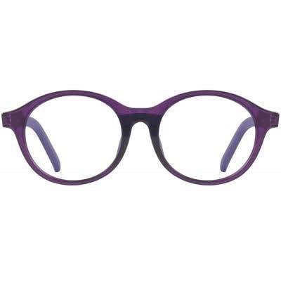 Round Eyeglasses 132316