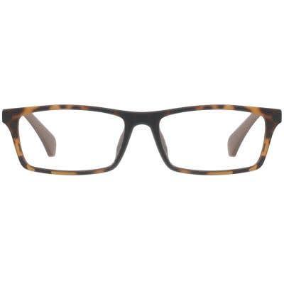 Rectangle Eyeglasses 132319-c