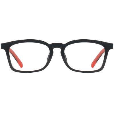 Rectangle Eyeglasses 132325-c