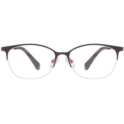 Rectangle Eyeglasses 132341-c
