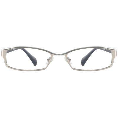 Rectangle Eyeglasses 132371-c