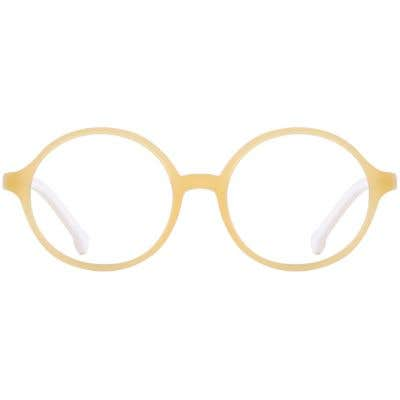 Kids Round Eyeglasses 132499-c