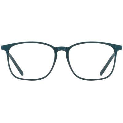 Rectangle Eyeglasses 132503-c