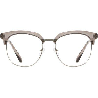 Browline Eyeglasses 132573-c