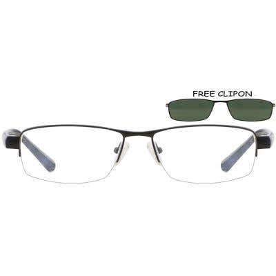Clip-On Eyeglasses 132611-c