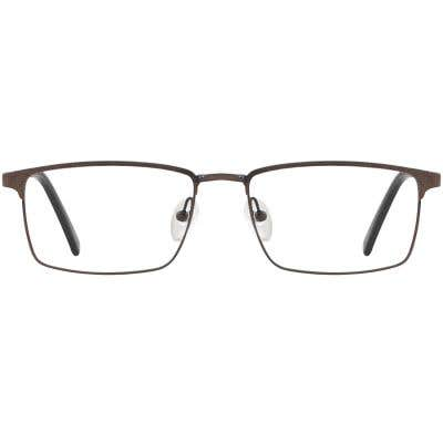Rectangle Eyeglasses 132679-c