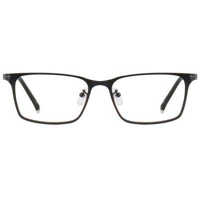 Rectangle Eyeglasses 132748-c