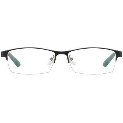 Rectangle Eyeglasses 132781-c