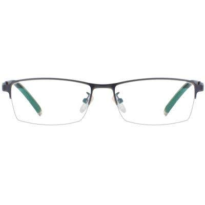 Rectangle Eyeglasses 132815-c