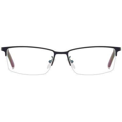 Rectangle Eyeglasses 132838