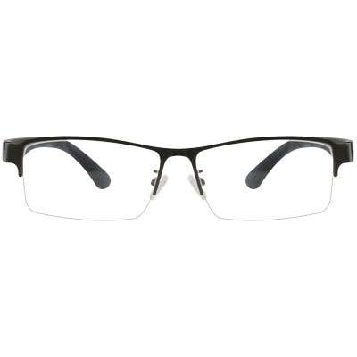 Rectangle Eyeglasses 132851-c