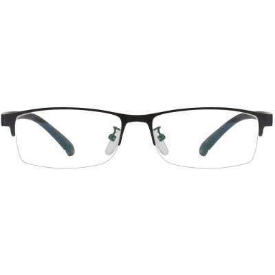 Rectangle Eyeglasses 132865-c
