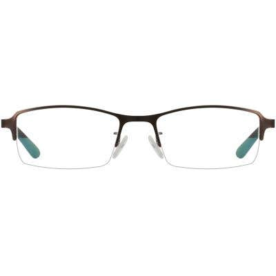Rectangle Eyeglasses 132980-c