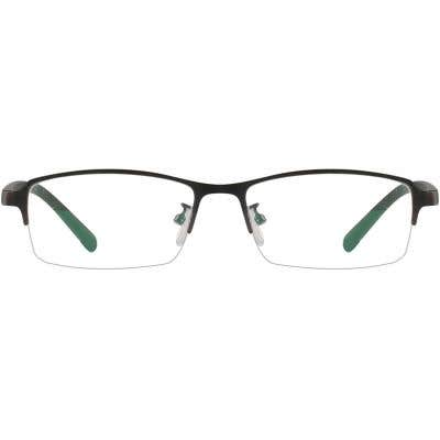 Rectangle Eyeglasses 132988
