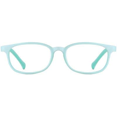 Rectangle Eyeglasses 133043-c