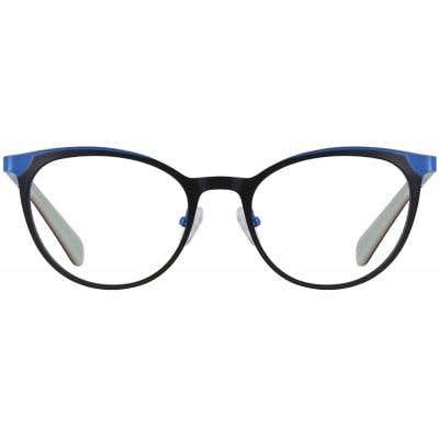 Cat Eye Eyeglasses 133104-c