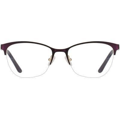 Cat Eye Eyeglasses 133123-c