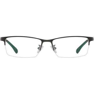 Rectangle Eyeglasses 133161-c
