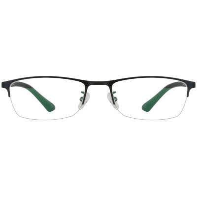 Rectangle Eyeglasses 133173-c