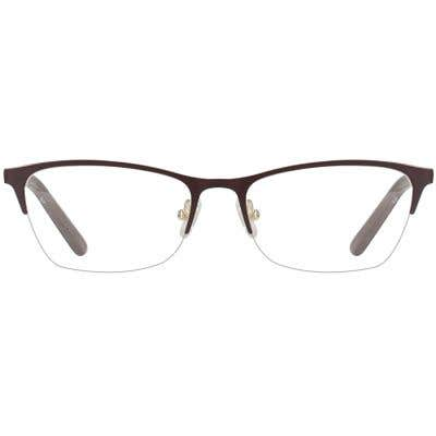 Rectangle Eyeglasses 133179-c