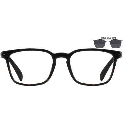Clip-On Eyeglasses 133202-c