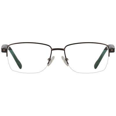 Rectangle Eyeglasses 133367-c