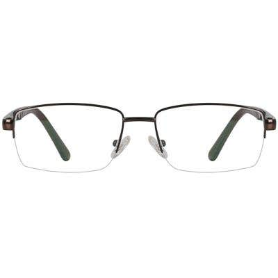 Rectangle Eyeglasses 133371-c
