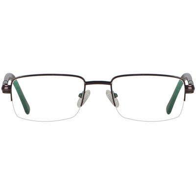Rectangle Eyeglasses 133376-c
