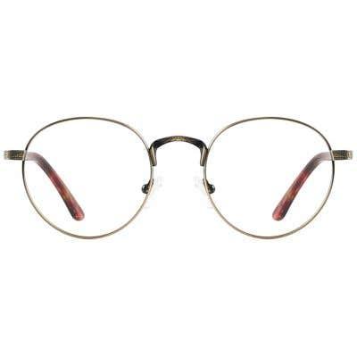 Round Eyeglasses 133504