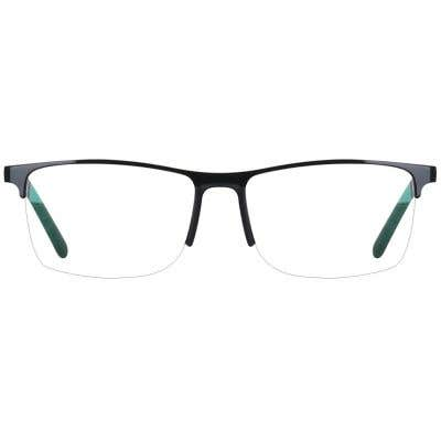 Rectangle Eyeglasses 133578-c