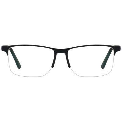 Rectangle Eyeglasses 133591-c