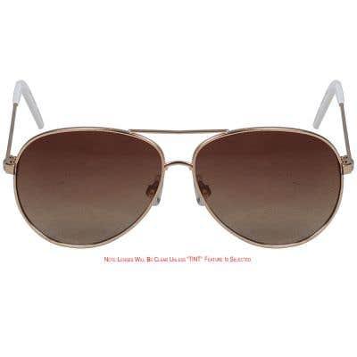 Pilot Eyeglasses 133632-c