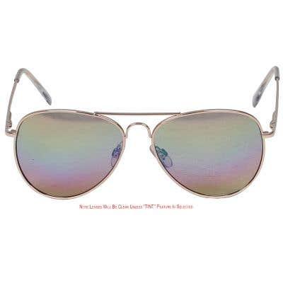 Pilot Eyeglasses 133651-c