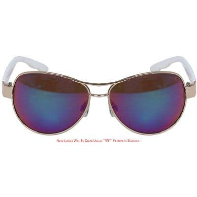 Pilot Eyeglasses 133664-c