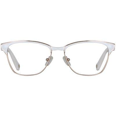 Cat Eye Eyeglasses 133710-c