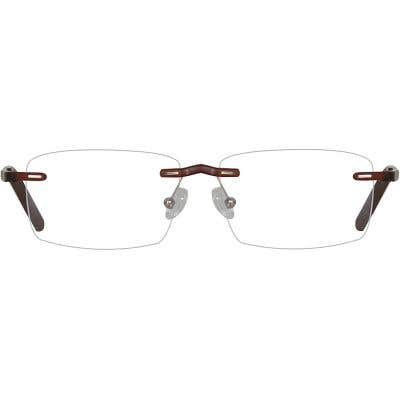 Rimless Eyeglasses 133791-c