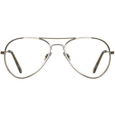 Pilot Eyeglasses 133810-c