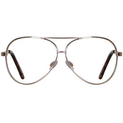 Pilot Eyeglasses 133858-c
