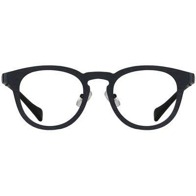 Wood Eyeglasses 133927-c
