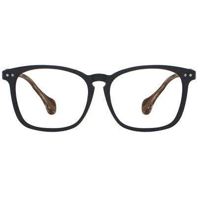 Wood Eyeglasses 133971-c