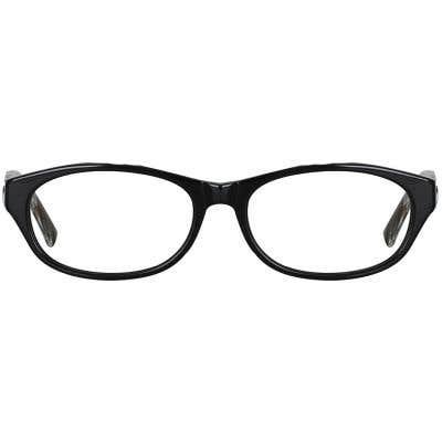 Oval Eyeglasses 134037-c