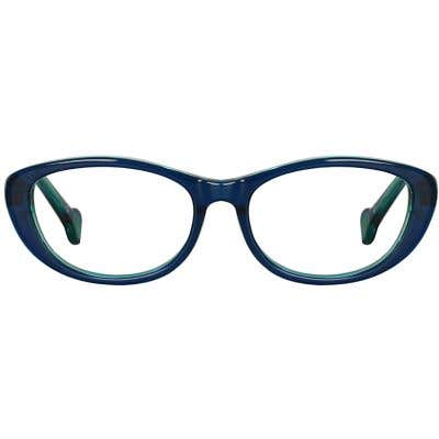 Kids Cat Eye Eyeglasses 134045-c