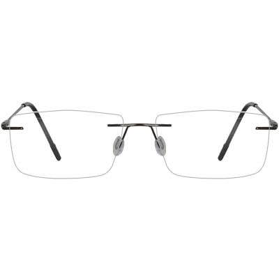 Rimless Eyeglasses 134065-c