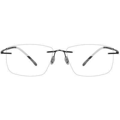 Rimless Eyeglasses 134072-c