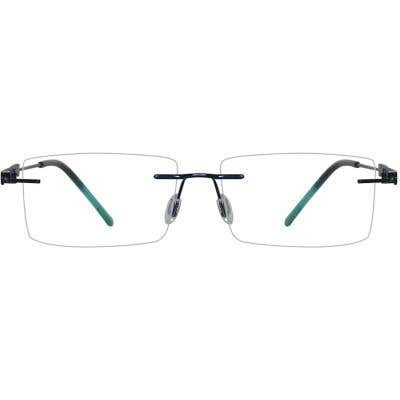 Rimless Eyeglasses 134097-c