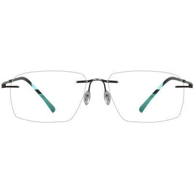 Rimless Eyeglasses 134106-c