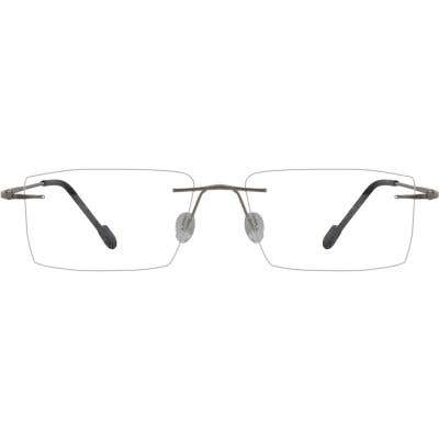 Rimless Eyeglasses 134126-c